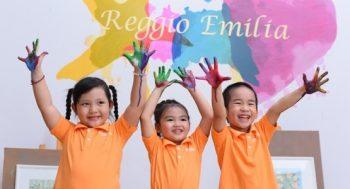 phương pháp reggio emilia