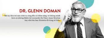GS. Glenn Doman - Cha đẻ của phương pháp Glenn Doman