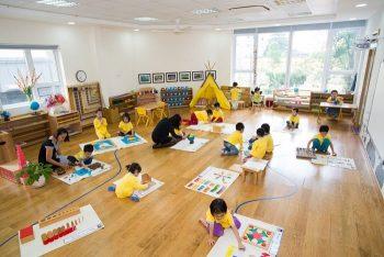 Mục tiêu của phương pháp Montessori là gì ?