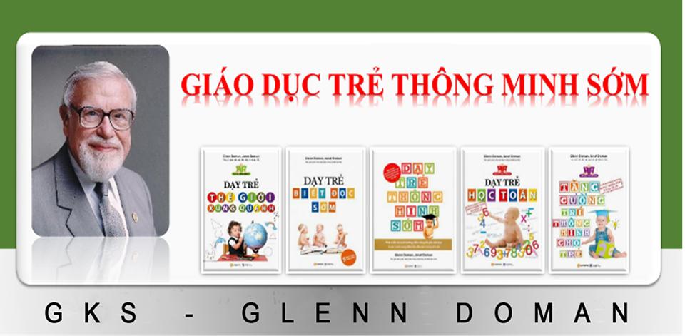 Cách dạy trẻ bằng thẻ học thông minh với Phương pháp Glenn Doman