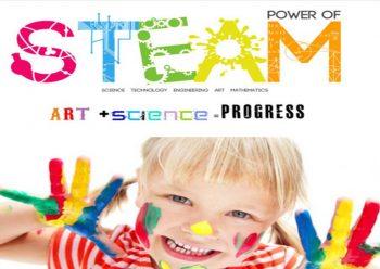 Phương pháp giáo dục Steam giúp bé phát triển khả năng sáng tạo