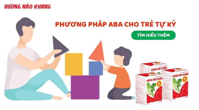 Phương pháp dạy trẻ tự kỷ ABA