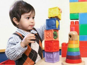 Giáo dục trẻ 2 tuổi với con số và học đếm