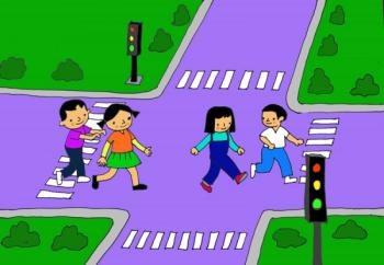 Những kiến thức quan trọng cần giáo dục trẻ khi tham gia giao thông